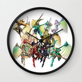 Legend of Dragoon Dragoons Wall Clock