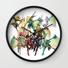 Legend of Dragoon Dragoons Wall Clock