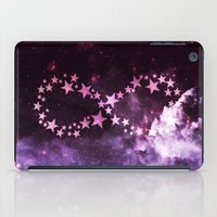 infinity iPad Cases featuring INFINITY by Monika Strigel