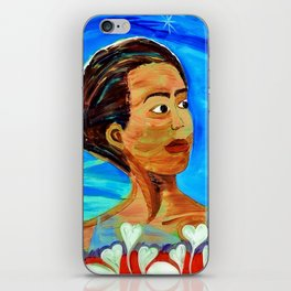 dreaming = intelliegence iPhone Skin