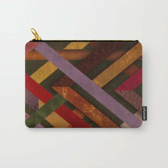 Abstract #290 Carry-All Pouch