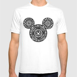 Mickey Mouse Mandala T-shirt