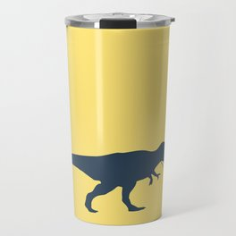Walking my beast Travel Mug