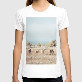 Oregon Wilderness Horses T-shirt