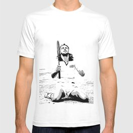 Borg Wins Wimbledon for 5th straight time T-shirt