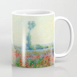 "Claude Monet ""Poppy Field"", 1881 Coffee Mug"