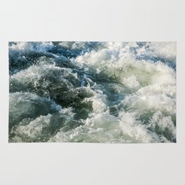 Choppy Water Rug