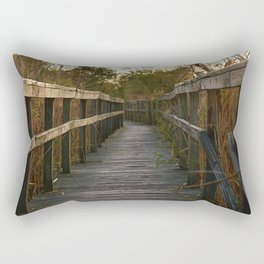 To the Sound Rectangular Pillow