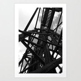 Historic Bridge Art Print