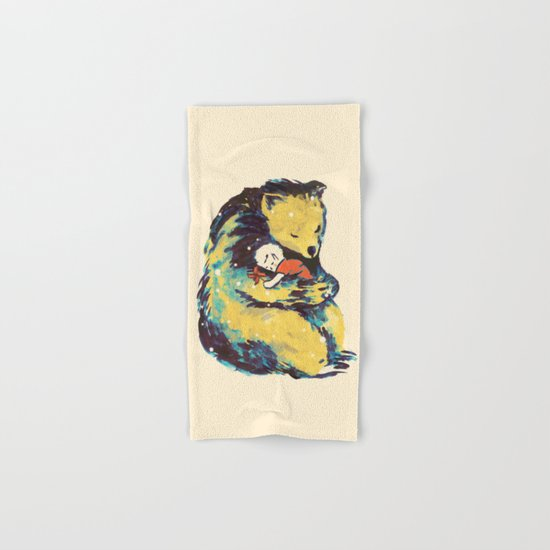 You Are My Best Friend Hand & Bath Towel