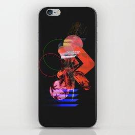 CRT RETRO FEELS iPhone Skin
