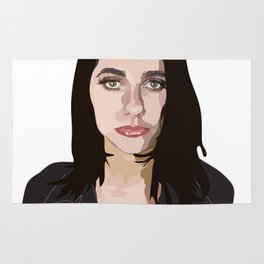 PJ Harvey Rug