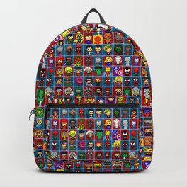 M A R V E L Comics Collection Backpack