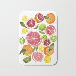 All the Citrus Bath Mat
