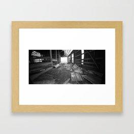 Rural Rot Framed Art Print