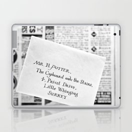 Mail for Harry Potter Laptop & iPad Skin