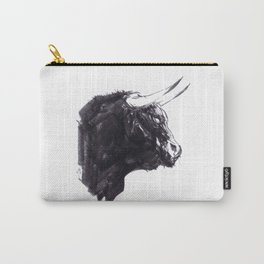 Moo! Carry-All Pouch