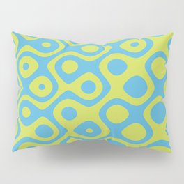 Brain Coral Yellow - Coral Reef Series 022 Pillow Sham