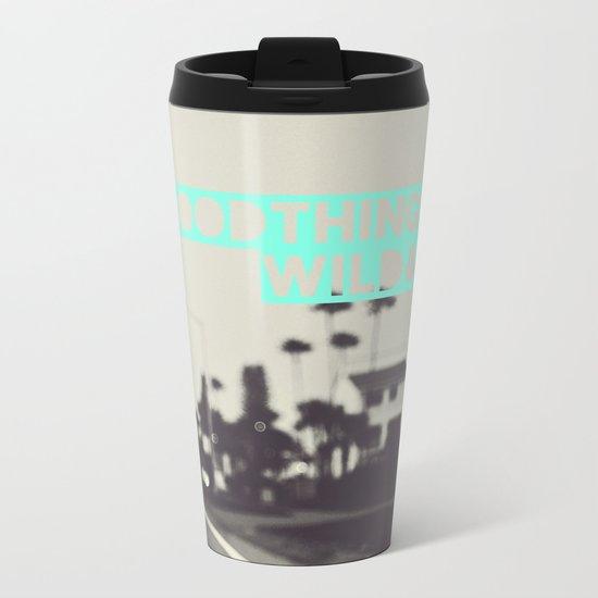 All Good Things Metal Travel Mug
