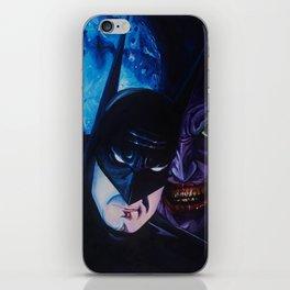 Darker Nights iPhone Skin