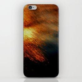 Fiery iPhone Skin