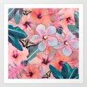 Hale Aloha Hibiscus by ninamay