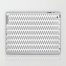Minimalist Chevron Laptop & iPad Skin