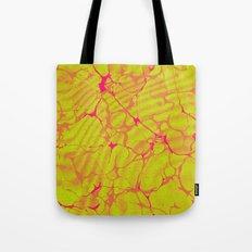 Marble Splash Tote Bag