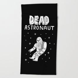 Dead Astronaut Beach Towel
