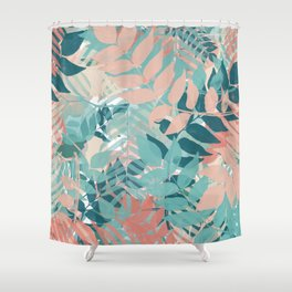 Botanical on Parade Shower Curtain