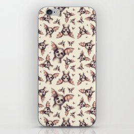 What the Fox - Pattern iPhone Skin