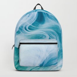 Marble sandstone - oceanic Backpack