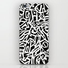 Everything but the kitchen sink iPhone Skin