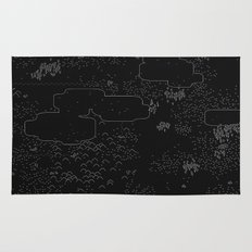 land of 15 towns and a cemetary · negative ⎌ Rug