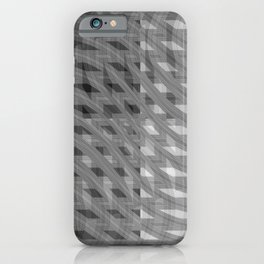 Crazy greylines 2 iPhone Case