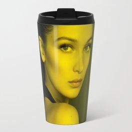 Bella Hadid - Celebrity Travel Mug