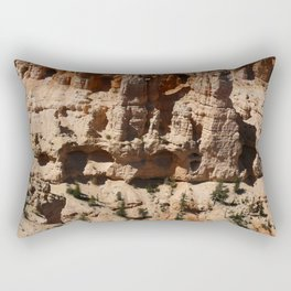 Mind Blowing Bryce Canyon View Rectangular Pillow
