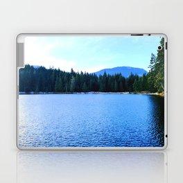 Bluest of blues Laptop & iPad Skin