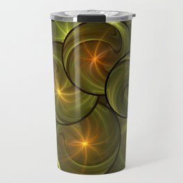 Fractal Positive Energy Travel Mug