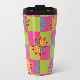 Paracas flowers I Travel Mug