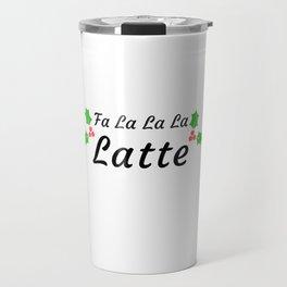 FaLaLATTE Travel Mug