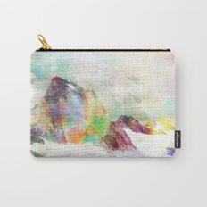 Glitch Mountain Carry-All Pouch