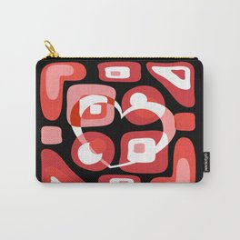 """""""Love is Everywhere"""" by Scrmbld Eggs Carry-All Pouch"""