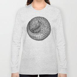The Infinite Pangolin Long Sleeve T-shirt
