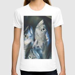 Tuna fish - still life - fine art - photo - print, high quality,macro, interior design, wall decor T-shirt