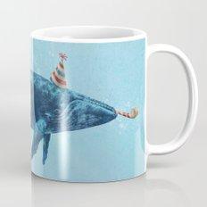 Party Whale  Coffee Mug