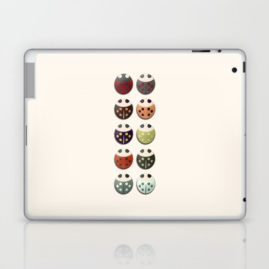 Ladies and... Laptop & iPad Skin