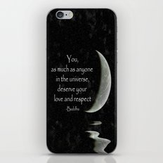 You, as much as anyone... iPhone & iPod Skin