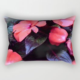 Losing My Patiens Rectangular Pillow
