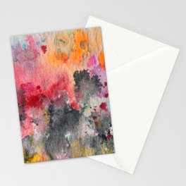 Abstract No. 595 Stationery Cards